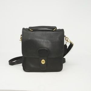 Vintage Coach Station Crossbody Bag
